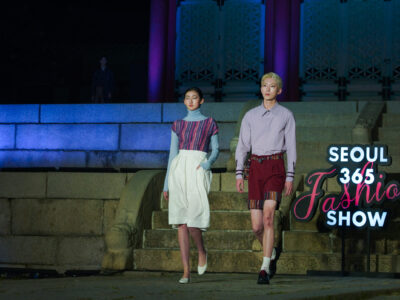AHHORN 2021  SEOUL 365 FASHION SHOW ㅣ 한복의 날